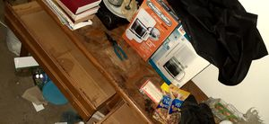 2 coffee makers and TV stand for Sale in Long Beach, CA