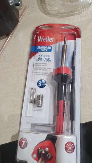 Weller high performance soldering iron for Sale in Vallejo, CA