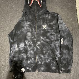 Bape Tye Dye Hoodie Size Xl for Sale in Rex, GA