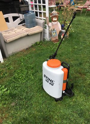 STIHL SG 20 manual backpack sprayer for Sale in Edgewood, WA