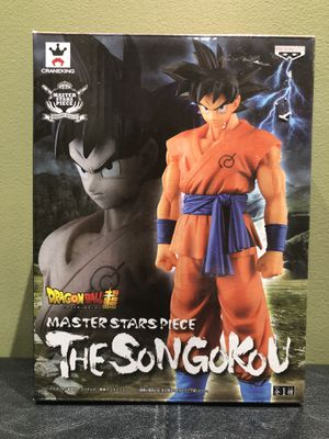 Dragon Ball Z The Son Goku Master Stars Piece for Sale in Bethlehem, PA