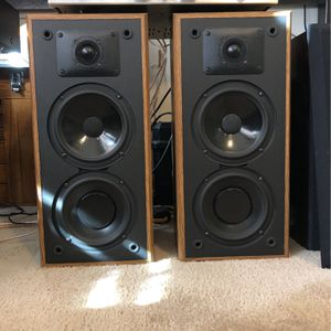 Polk Audio Monitor Series 2 Speakers for Sale in Murrieta, CA