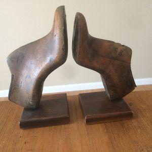 Vintage wooden shoe lasts/forms for Sale in Chandler, AZ