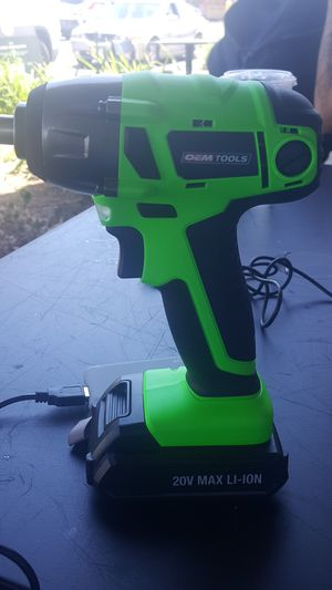 OEM 3/8th inch compact impact wrench for Sale in Chino, CA