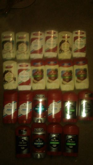 Old Spice Deodorants/large....3 dollars or best offer for Sale in Chula Vista, CA