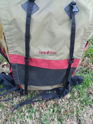 Camp Trail backpack( $25 special) for Sale in Hampton, VA