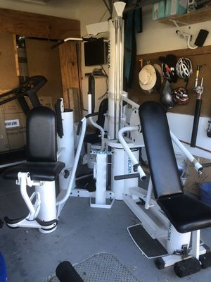Complete home gym for Sale in Rancho Santa Margarita, CA