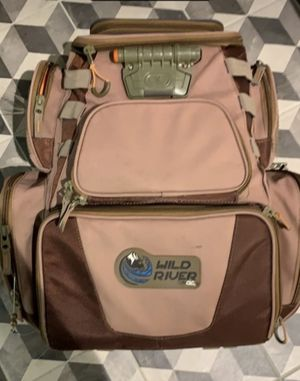 Wild river fishing backpack for Sale in Tampa, FL