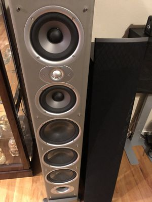 Polk audio rti12 pair $300 for Sale in Wood Village, OR
