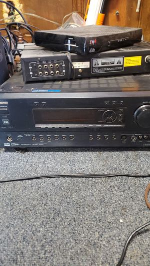 onkyo stereo receiver for Sale in San Leandro, CA