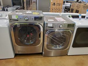 LG Washer and Gas Dryer Set for Sale in Los Angeles, CA