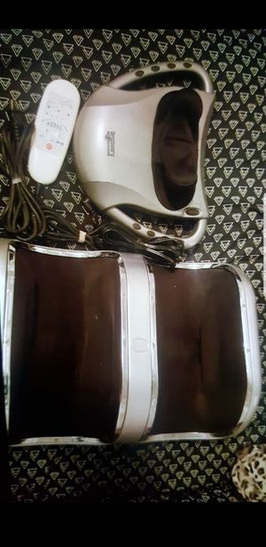 Leg and neck massager both for 40$ for Sale in Pasadena, CA