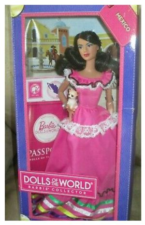 Barbie Dolls of the World - Mexico for Sale in North Las Vegas, NV