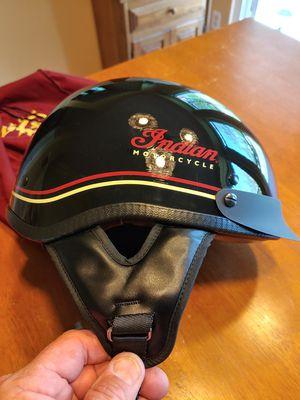 XL Indian motorcycle helmet for Sale in Melbourne, FL
