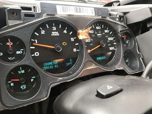 2007-2013 cluster odometer Chevy / gmc for Sale in Houston, TX