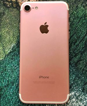 iPhone 7 , 128 GB , UNLOCKED for All Company Carrier, Excellent Condition like New for Sale in Springfield, VA