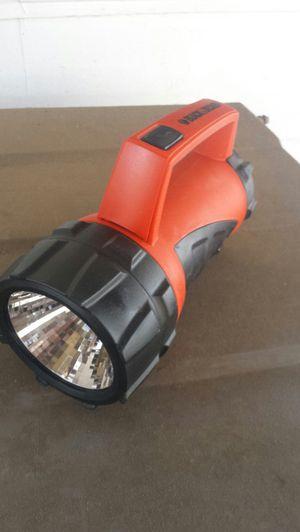 Black and Decker Flashlight for Sale in Fairfax, VA