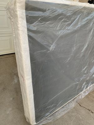 Full size Box Spring for Sale in Bakersfield, CA