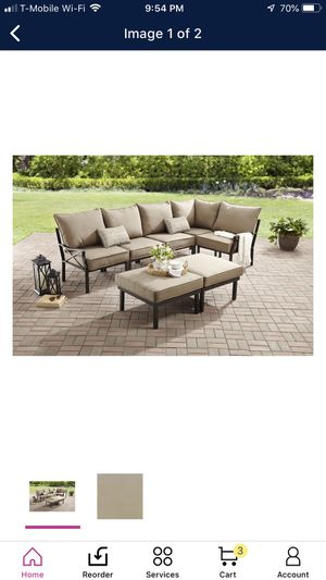 Patio furniture for Sale in Hesperia, CA