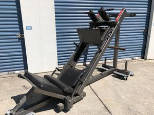 TSA hip sled leg press hack squat for Sale in Oviedo, FL