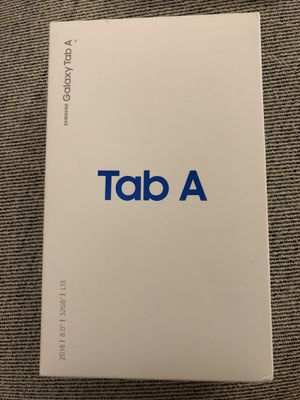 "Samsung Galaxy Tab A SM-T387V 32GB 8.0"" 2018 BRAND NEW for Sale in Jersey City, NJ"