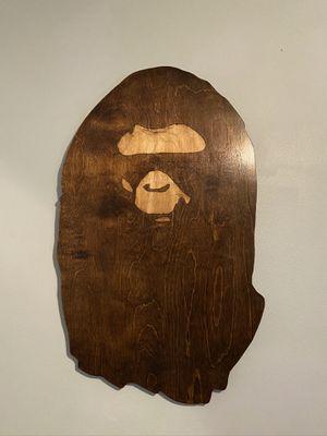 Custom Bape head for Sale in Orlando, FL