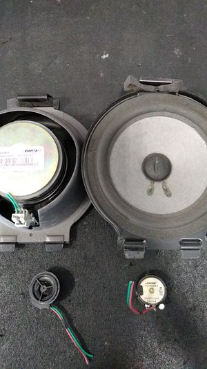 Bose component 6.5 inch car speakers for Sale in Orange, CA