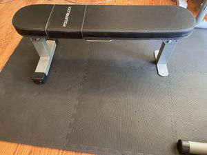 Travel workout bench for Sale in Olney, MD