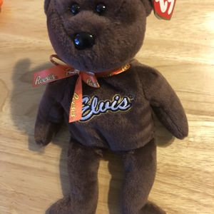 """Ty Beanie Baby """"Coco Presley"""" Brown Version for Sale in Frostproof, FL"""