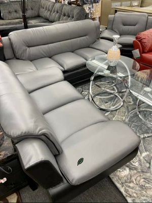 🍻$39 Down Payment 💥  SPECIAL] Matteo Gray/Black Living Room Set for Sale in Jessup, MD