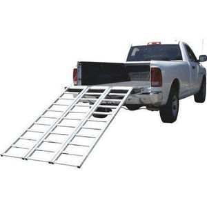 Heavy Duty 1500# Rated Tri-Fold Aluminum Ramp for Sale in Clinton, MS