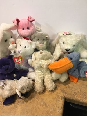10 Lovely Stuffed Animals ALL $6 for Sale in Milwaukie, OR