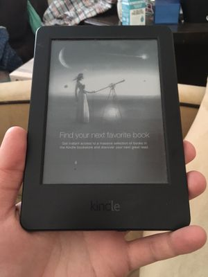 Kindle reader for Sale in Houston, TX