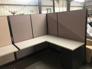 5'x6' office cubicles HM for Sale in Houston, TX