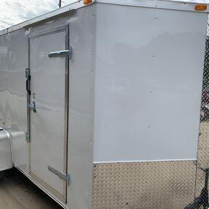 Enclosed Trailer 6 X 12 (New 2021) for Sale in Miami, FL
