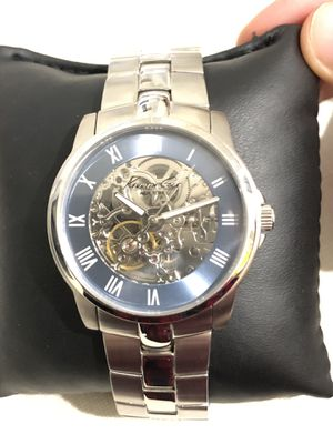 $185- Kenneth Cole Men's Automatic Skeleton watch for Sale in Queens, NY