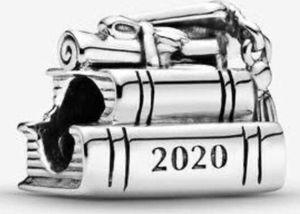 Graduation sterling silver Pandora charm for Sale in Haltom City, TX