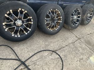 20in rims for Sale in Allen Park, MI