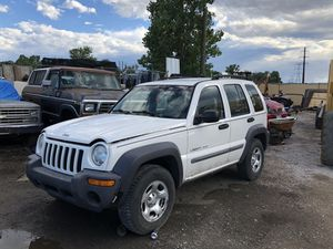 """Jeep Liberty """"part out"""" for Sale in Denver, CO"""