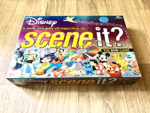 Disney Scene It DVD Trivia Board Game for Sale in Osprey, FL