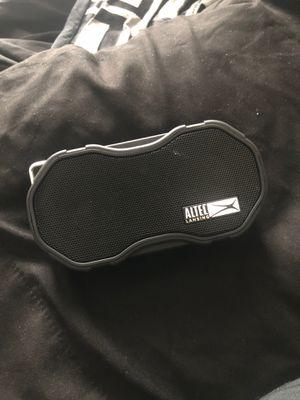 Altec Lansing Bluetooth Speaker for Sale in Clarksville, TN