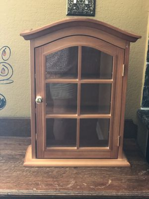 Curio Cabinet for Sale in Shady Shores, TX