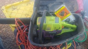 Two 18 in chainsaws for Sale in Avondale, AZ