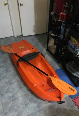 Youth kayak (lifetime) for Sale in Gaithersburg, MD