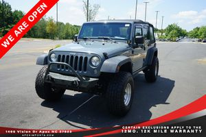 2014 Jeep Wrangler for Sale in Apex, NC
