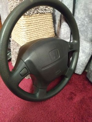 1992-1995 Honda Civic Steering wheel for Sale in Fort Belvoir, VA