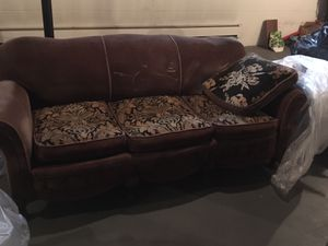 Antique Mohair Sofa and Chair Set for Sale in Roseville, MI