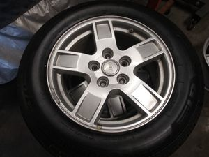 Jeep Wheel 225-65-17 for Sale in Spring, TX