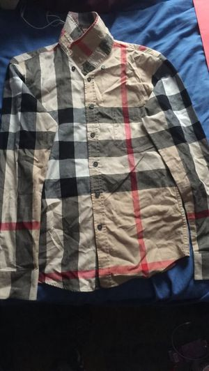 Burberry shirt for Sale in Columbia, SC