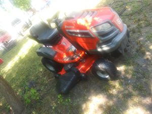 husqvarna riding lawn mower yth 24v48 for Sale in Hampton, VA